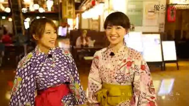 MUJACK SP 『AKB48卒業記念SP 大島優子×高橋みなみ』_014