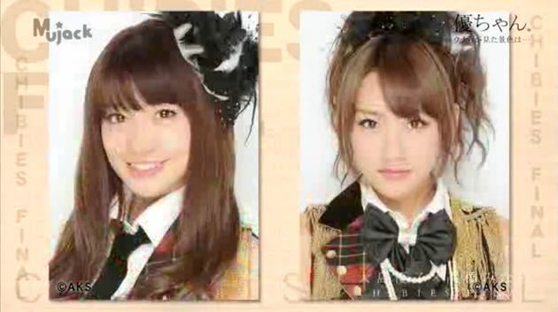 MUJACK SP 『AKB48卒業記念SP 大島優子×高橋みなみ』_012
