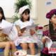 【AKB48】横山由依の過剰反応に困惑する入山杏奈と小嶋真子。コント「48グループの日常(?)シリーズ 業界慣れしすぎた女」(AKB48 SHOW! #140201)